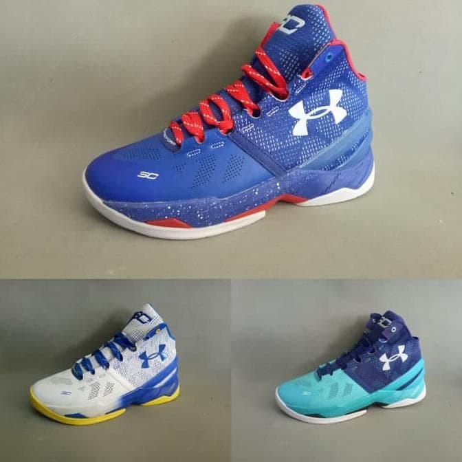 cd30d6f25d20 Jual Barang Branded Harga Nyungsep Sepatu Basket Cowok Under Armour ...