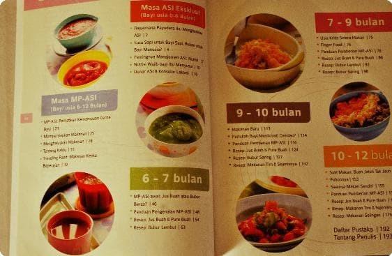 Jual Best Seller Buku Resep Lengkap Mpasi Wied Harry Makanan Bayi Sehat Jakarta Selatan Dyahkusumaningrum Shop Tokopedia
