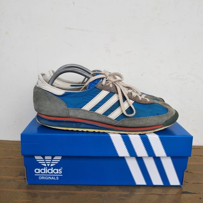 site réputé bfb8b 16f17 Jual Sepatu Adidas SL72 Blue Vintage - Kab. Tuban - lookscheap_ | Tokopedia