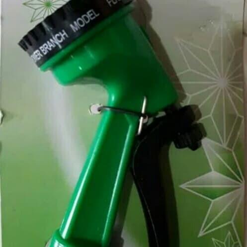 Kenmaster semprotan air Kecil 5 POSISI taman kebun hose nozzle selang
