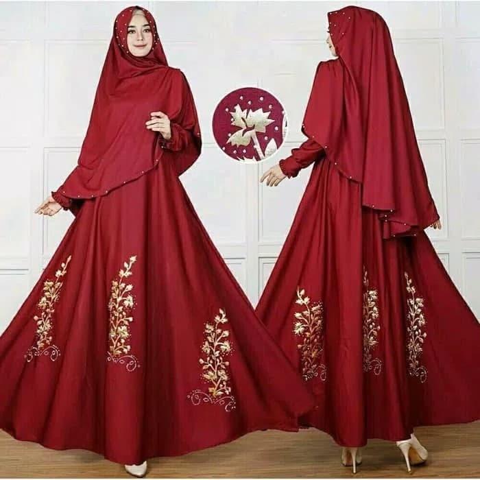 Jual Dress Pesta Hijab Kota Kediri Budimarket Tokopedia