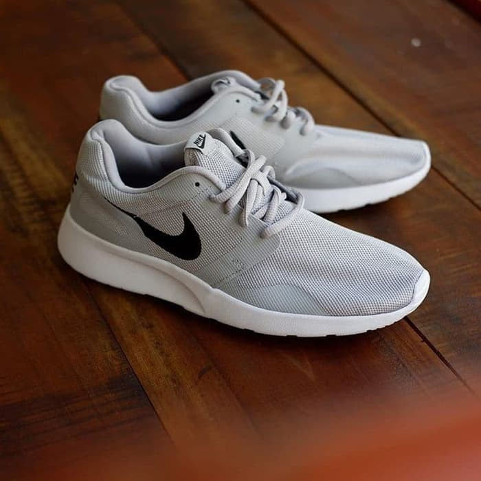 new arrival 85387 d3a27 SALE SEPATU NIKE KAISHI RUN GREY BLACK WHITE ORIGINAL 100% BNWB