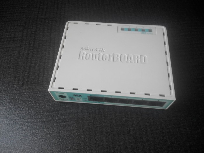 RouterBoard Mikrotik RB750Gr2 RB 750 G Gigabit Hex Router Board rb 750