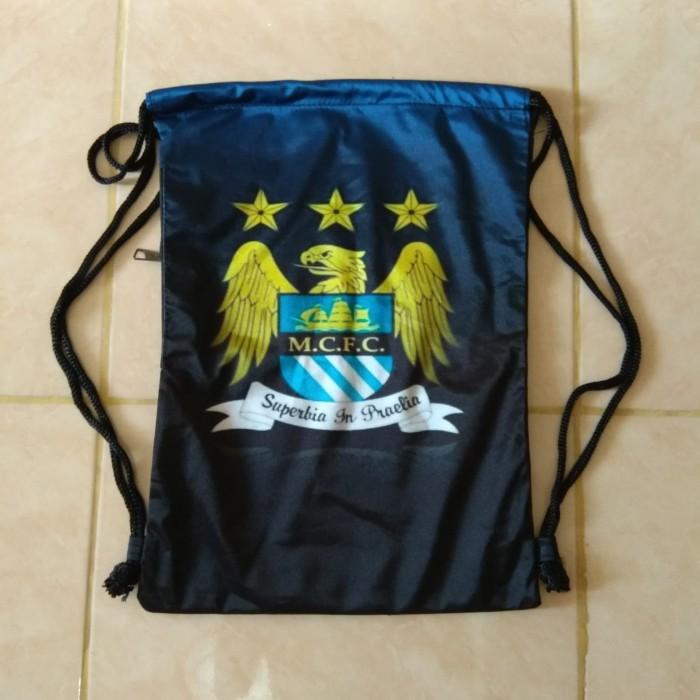 6d00234a74 Jual Tas Gymsack / Serut Printing Man. City - Kota Administrasi Jakarta  Selatan - lutfi jersey   Tokopedia