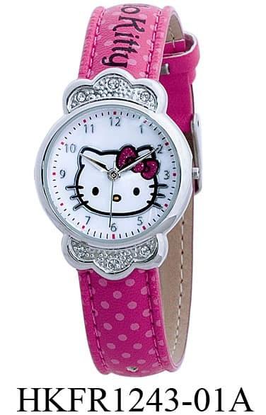 harga Jam tangan analog hello kitty hkfr1243-01a Tokopedia.com