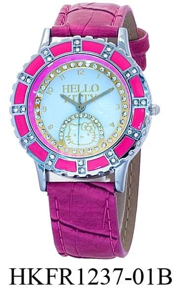 Jam Tangan Wanita Hello Kitty Hkfr1237 - 01b - Moment Watch