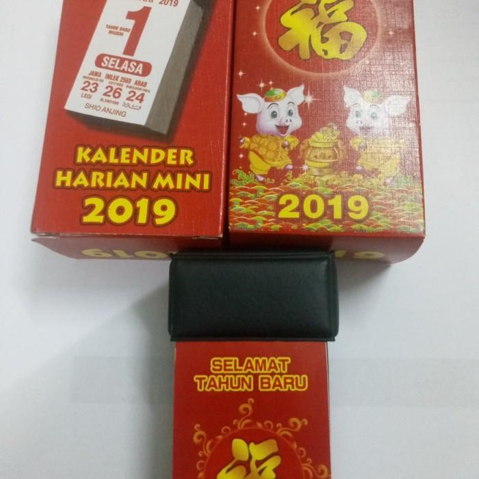 Kalender Mini 2019, Kalender Hoki,Money Magnet Surabaya