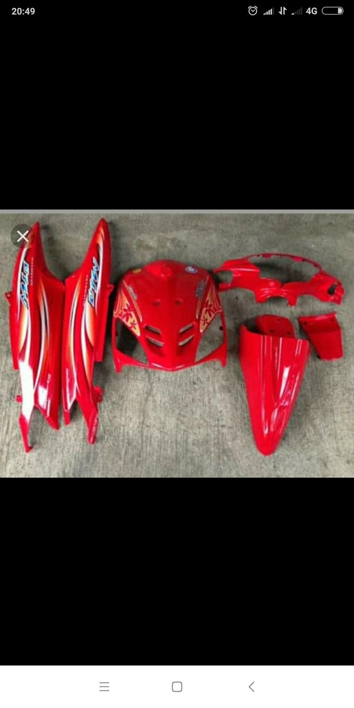 Foto Produk bodi halus mio sporty merah ferary dari Ridho jaya motor