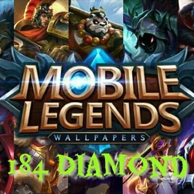Diamond Mobile Legends 184