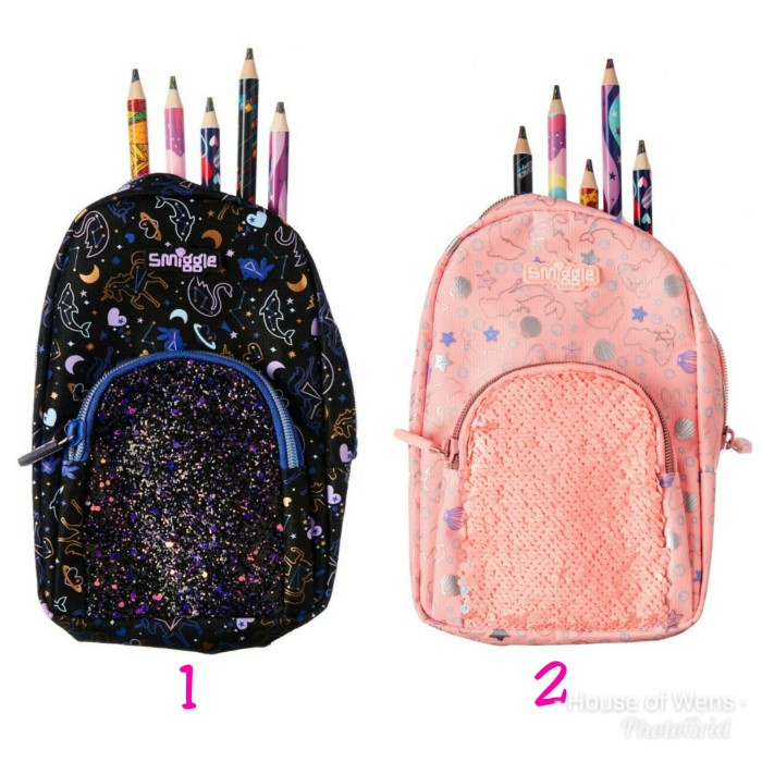 8c9749c5b8 Jual SMIGGLE GLITZ MINI BACKPACK PENCIL CASE - TEMPAT PENSIL SMIGGLE ...