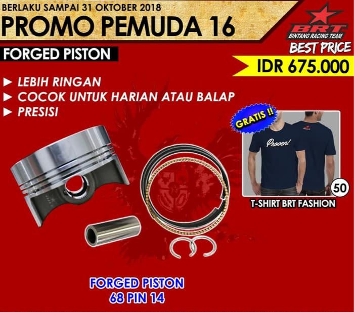 harga Piston forging brt 68 pin 14 Tokopedia.com