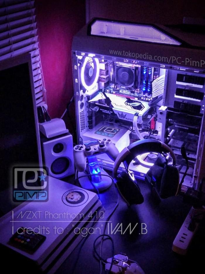 Jual Acrylic Frontpanel - Front Panel - SidePanel Custom Casing PC -  Jakarta Selatan - PC PimP | Tokopedia