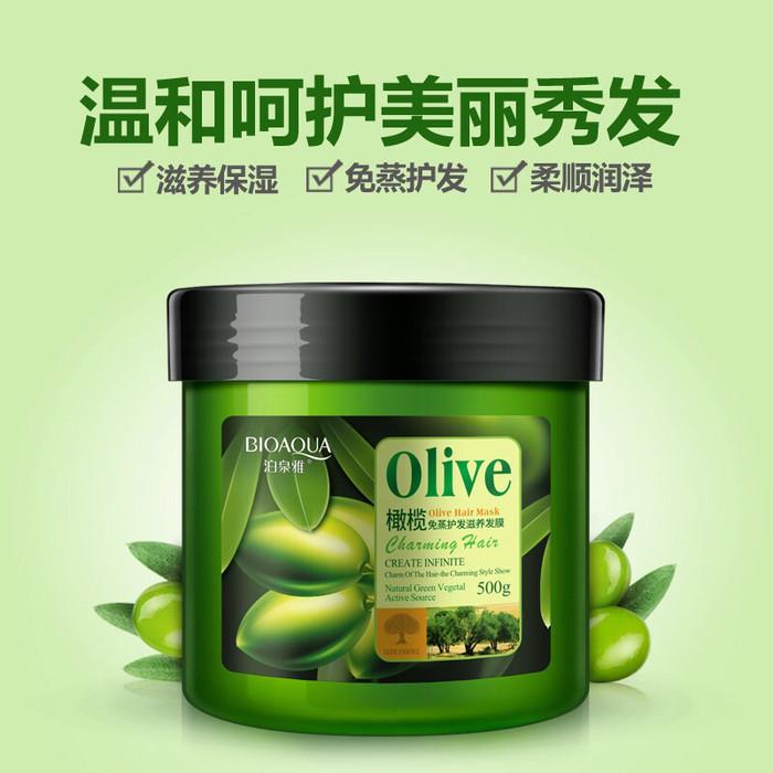 harga Obat masker penumbuh penguat rambut hair mask olive korea original Tokopedia.com