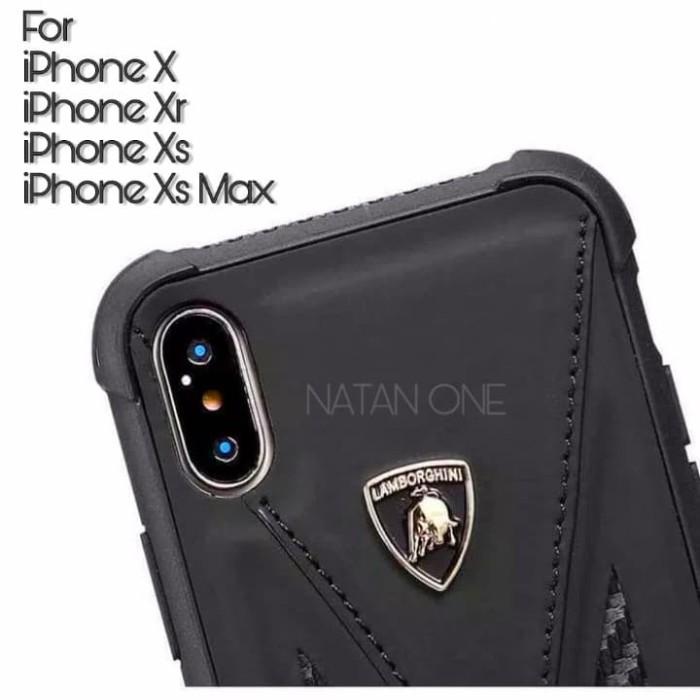 Jual Iphone Xr Case Iphone Xr Lamborghini Series Nb Communication