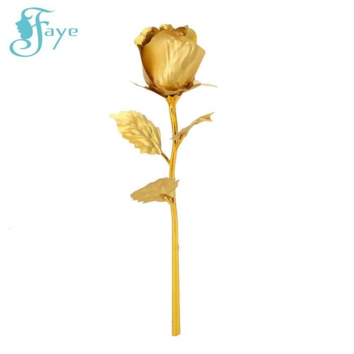 76+ Gambar Bunga Mawar Emas Terbaik