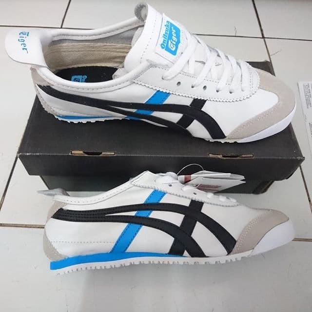 quality design 26acf 4292c Jual ONITSUKA TIGER MEXICO 66 D4J2L MURAH ORIGINAL - , - Kab. Tangerang -  sqidosshshoes | Tokopedia