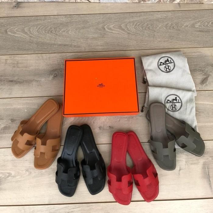 Jual Sandal Hermes Oran Epsom 908 Mirror Quality - Merah ed77445f34