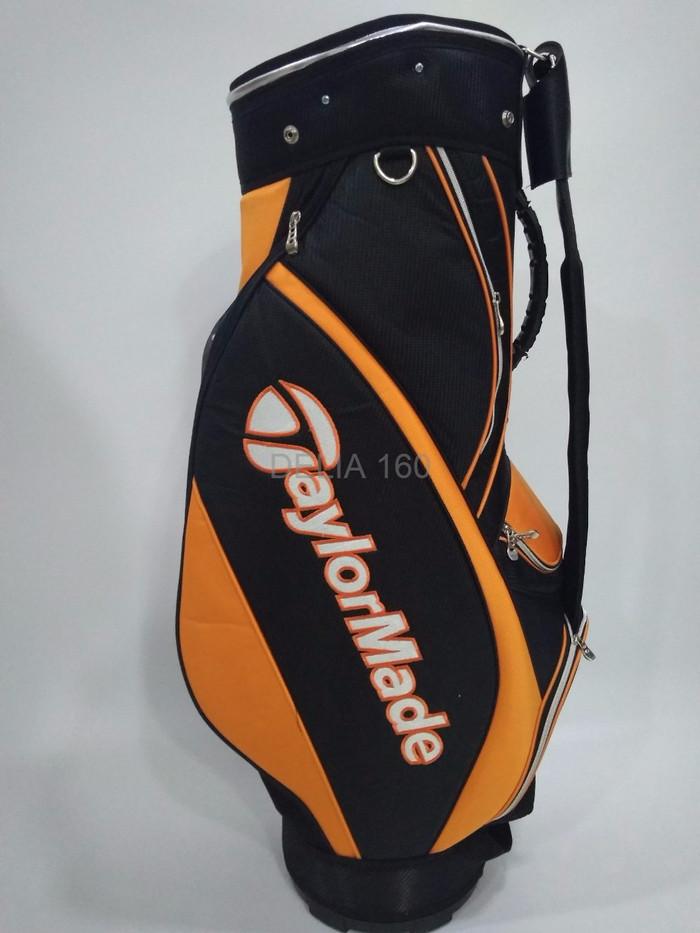 Taylormade Golf Bag >> Jual Premium Bag Taylormade Golf Premium Jakarta Barat Delia 160 Tokopedia