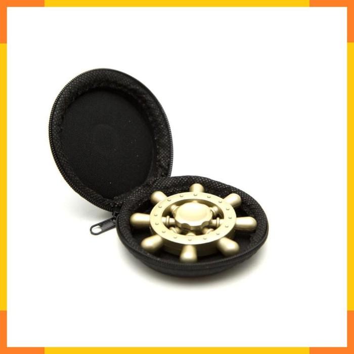 [Promo]HAN Fidget Spinner Pirates of the Caribbean Ship Wheel Color