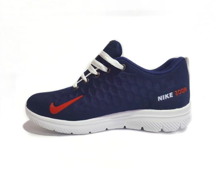 c928b2ecd98d Sepatu Casual Nike Free Flyknit Running Lari Pria Cowok Laki Grade Ori