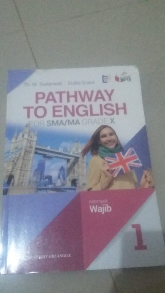 Listening Pathway To English Erlangga