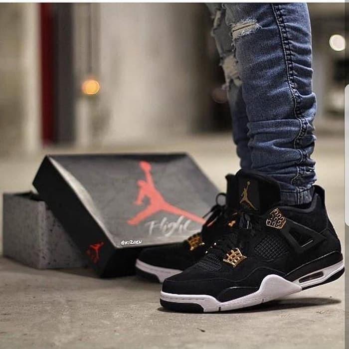Jual Nike Air Jordan 4 Retro Royalty