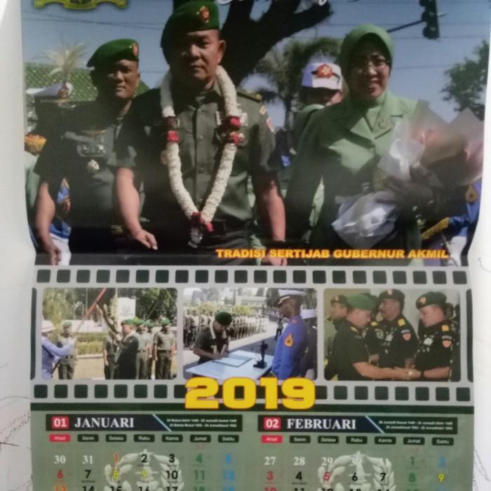 Jual Kalender 2019 Akademi Militer Akmil Souvenir Online Tokopedia