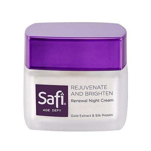 Safi age defy renewal night cream 40g