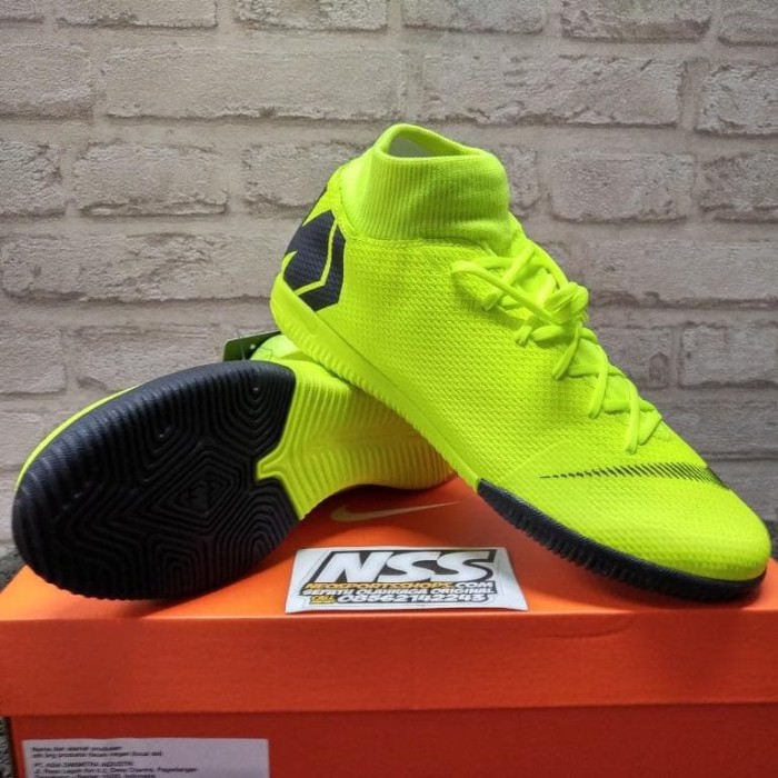 f48458d6399c Jual Sepatu futsal Nike Mercurial Superfly 6 Academy IC AH7369-701 ...