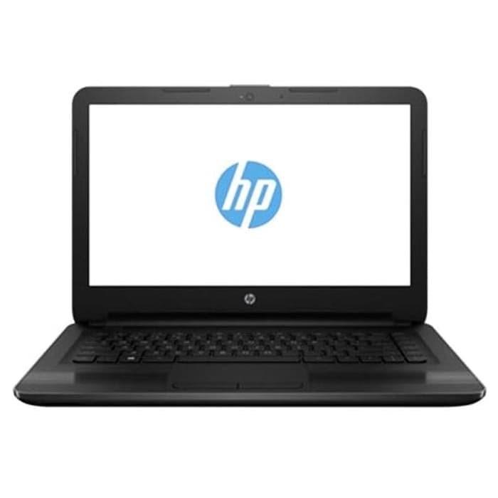 harga Laptop hp 14 bs709tu (n3060 4g 500g win10 black) resmi new Tokopedia.com