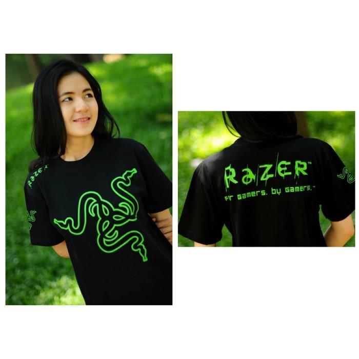 Jual Tshirt Razer V3 / Baju Gaming Dota 2 PUBG Mobile Legends - DKI Jakarta  - Oxigame | Tokopedia