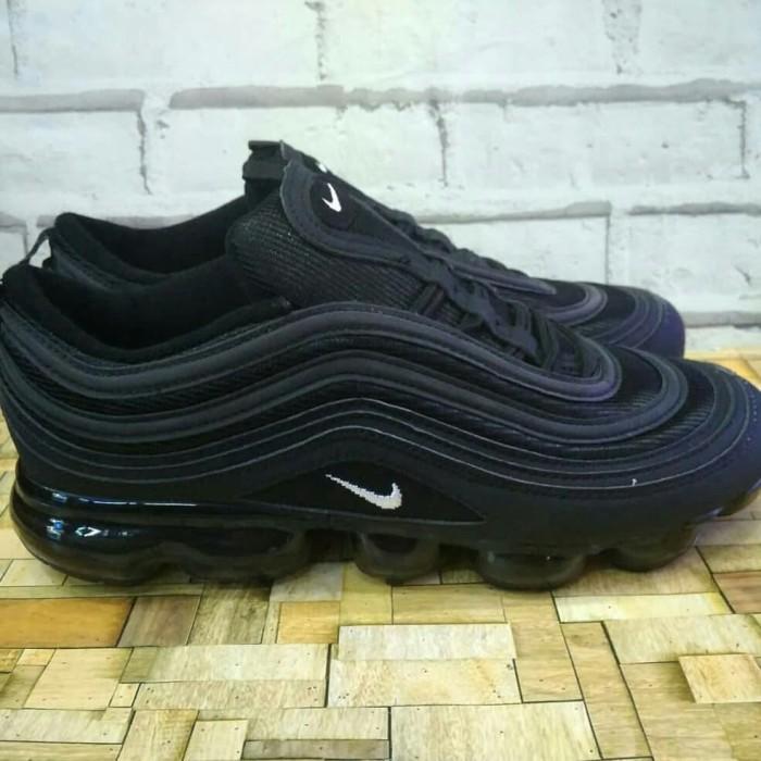 big sale 31d8e d6d74 Jual Sepatu Nike Airmax 97 Vapor Triple Black - Jakarta Selatan -  Sheliashoes99   Tokopedia