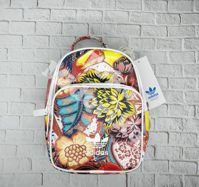 f5f4a871f591 Jual Adidas Originals Mini Flowers Backpack Limited Edition - DKI ...