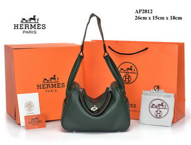Jual Tas Hermes Lindy 26 Clemence Leather Hijau Semi Premium ... 630bbaed3a