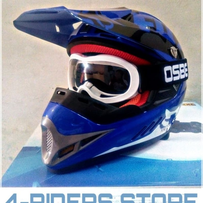Info Helm Cross Fox Hargano.com