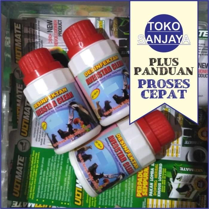 harga Aves star clean disinfektan pembersih sangkar wadah makan minum burung Tokopedia.com