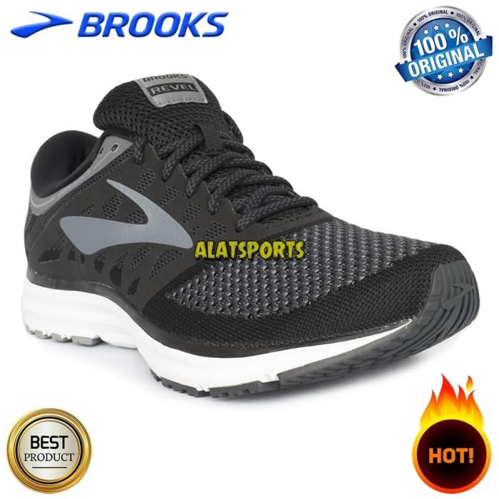 005861b6cd7 Jual Sepatu Running Brooks Revel 1102601D002 Original - alatsports ...