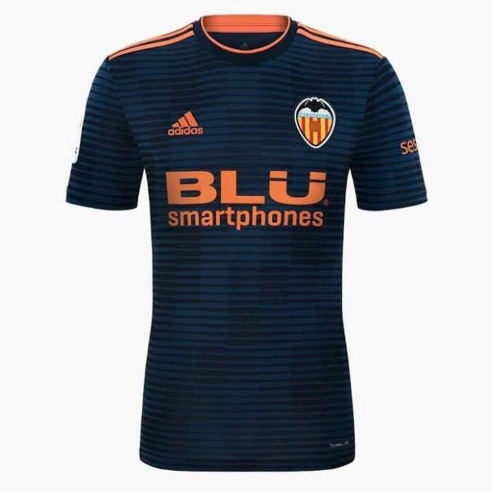 103 Gambar Baju Bola Valencia Paling Unik