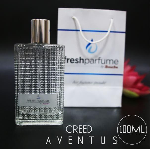 Jual Parfum Creed Aventus 100ml Fresh Parfume By Bouche Tokopedia