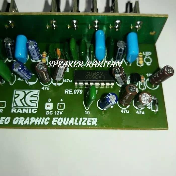 Jual Kit Graphic Equalizer 10 Channel Stereo 231 - DKI Jakarta - SPEAKER  RAKITAN | Tokopedia