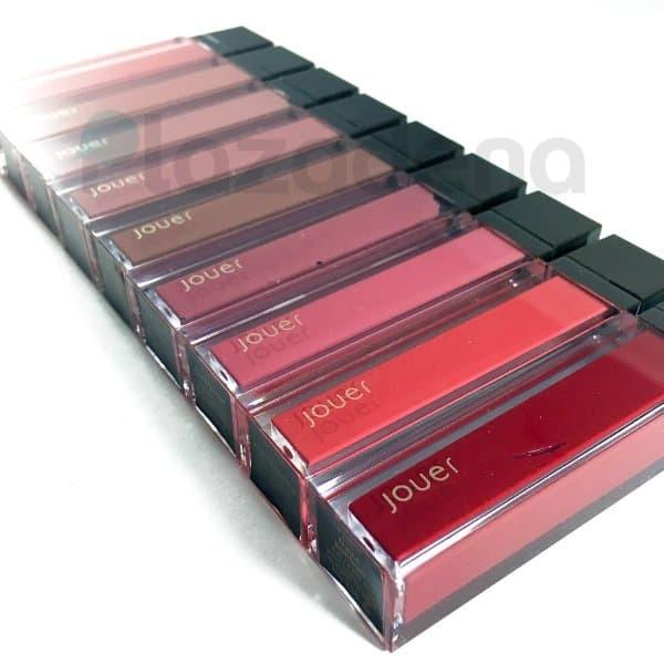 Jouer Long-Wear Lip Creme Liquid Lipstick