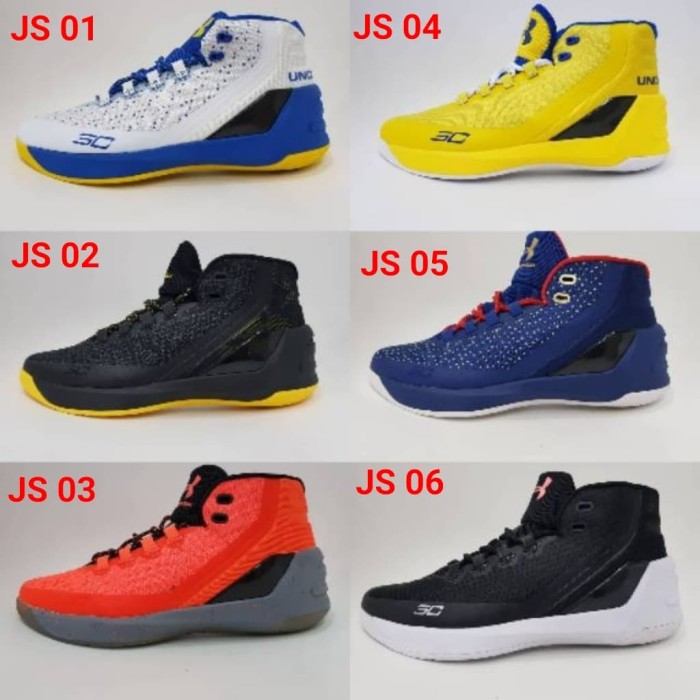 Jual UNDER ARMOUR CURRY 3 d3e0b0963c
