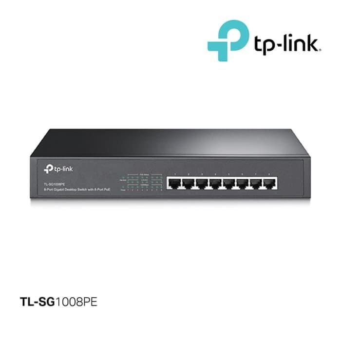 TL-SG1008PE