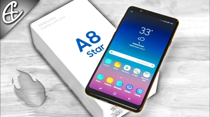 Foto Produk SAMSUNG A8 STAR 2018 dari Bintang_cell222