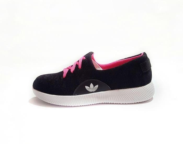 Sepatu Sneakers Anak Adidaz Running Sekolah Casual Laki Laki Dan