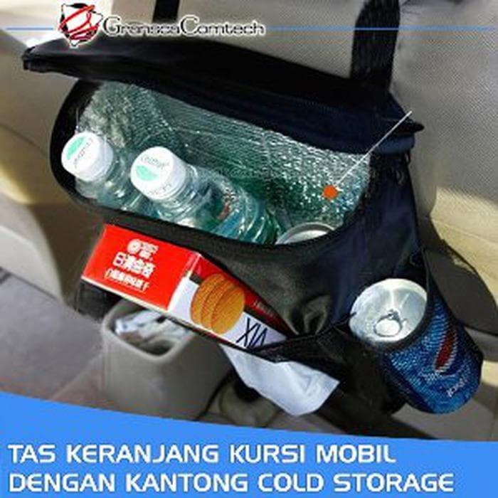 Tas Organizer Kantong Kursi Jok Mobil Car Back Seat Holder Bag Multi