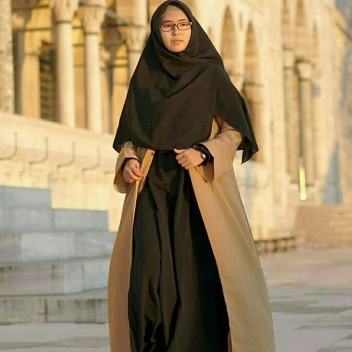 19 Coat Cardigan Blazer Jaket Untuk Dipadukan Dengan Hijab Modern