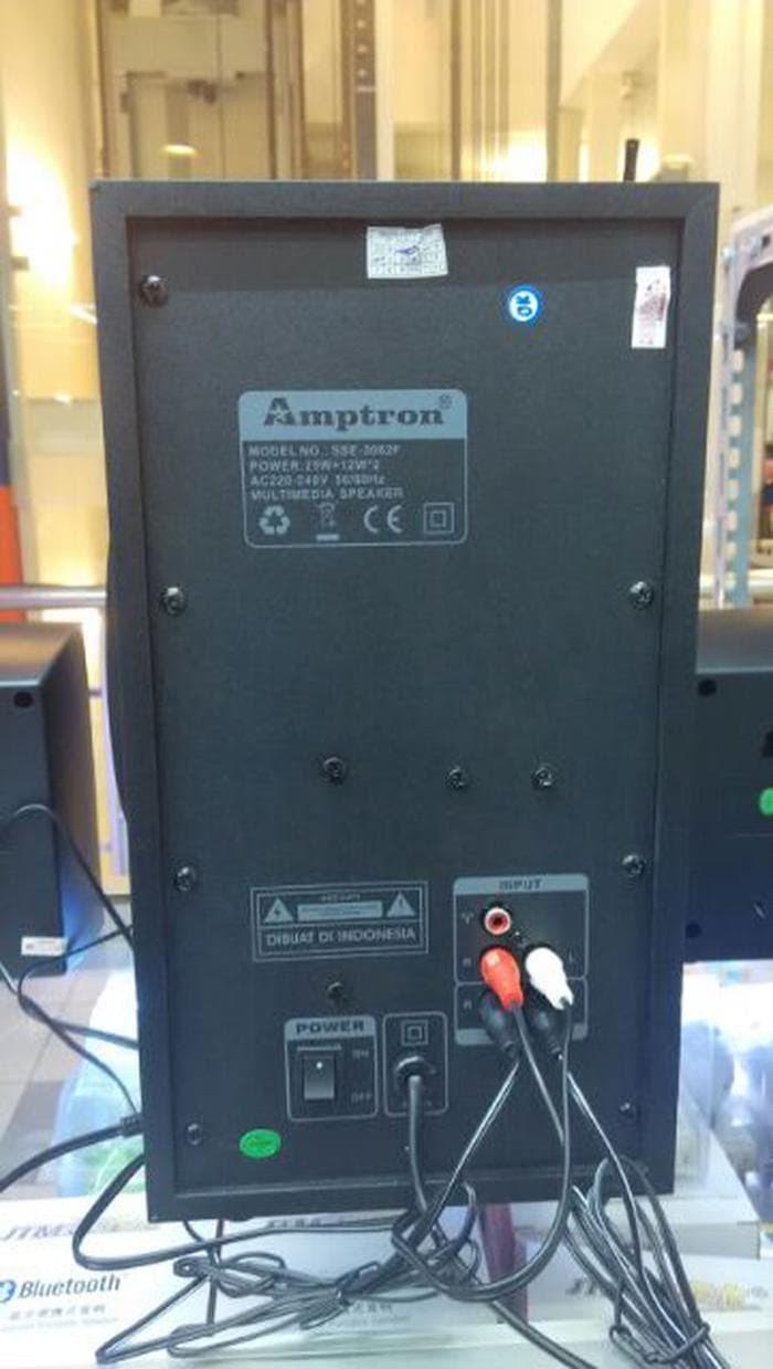 Amptron SSE-3082F X-Bass Speaker Multimedia Diskon