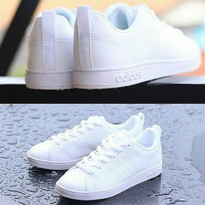 Jual Sepatu Adidas Neo Advantec white Original BNWB - Putih a1b60fd7c6