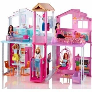9800 Koleksi Gambar Rumah Istana Barbie HD
